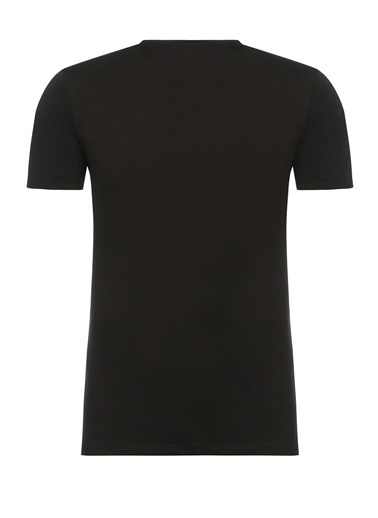 Derek Rose Tişört Siyah
